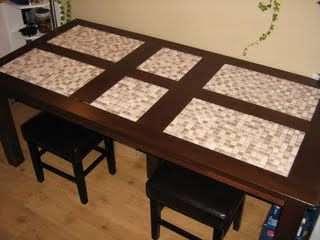 DIY Furniture – Turning a Door Into a Table