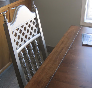 Refinished & Reupholstered Dining Chairs
