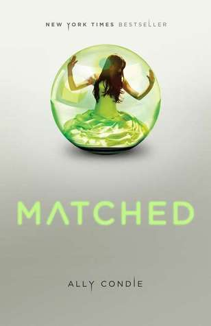 Matched by Ally Condie – Book Review