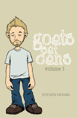 Book Review – Goats Eat Cans – by Steven Novak