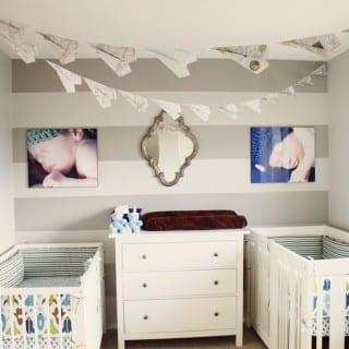 Twins Nursery– My House
