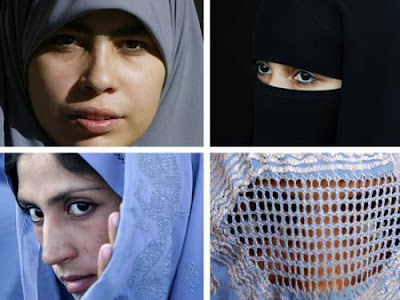 Why American Women Should Wear Burqa's – Moody Monday