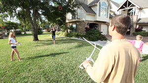Ring Stix – THE Best Outdoor Game!
