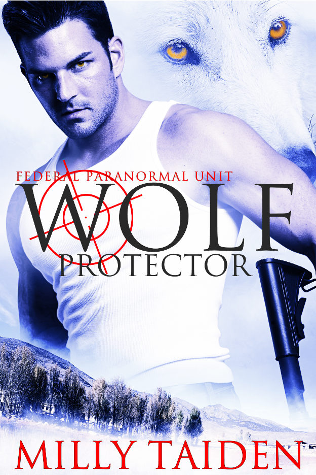 Wolf Protector – Book Blast