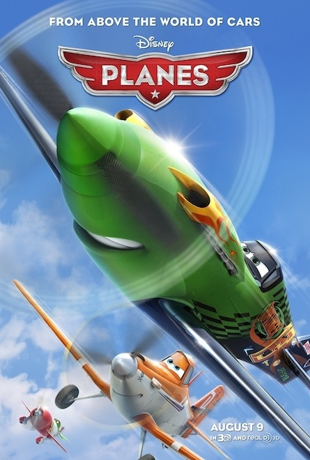 Disney's Newest: Planes Tickets Giveaway