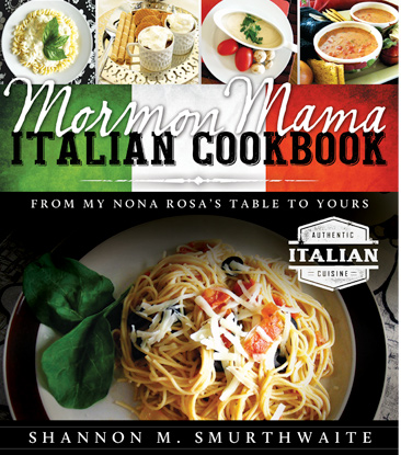 Mormon Mama Italian Cookbook