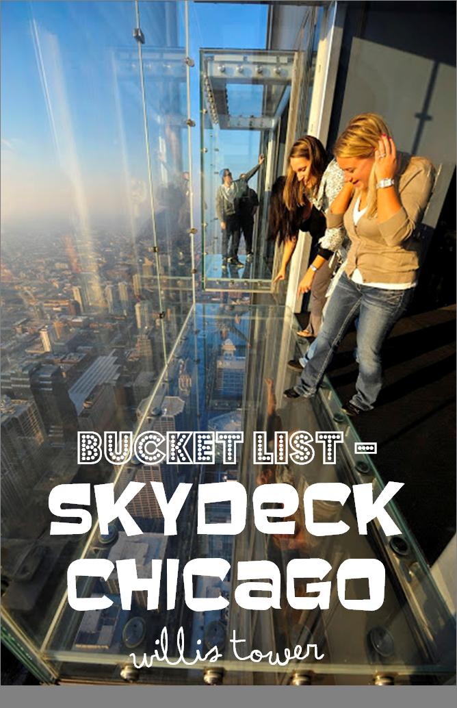 Willis Tower Chicago – Skydeck