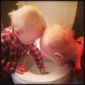 twins toilet