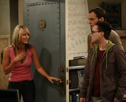 Big Bang Theory Door Project