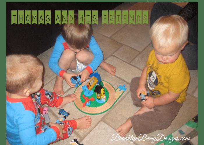 Thomas friends