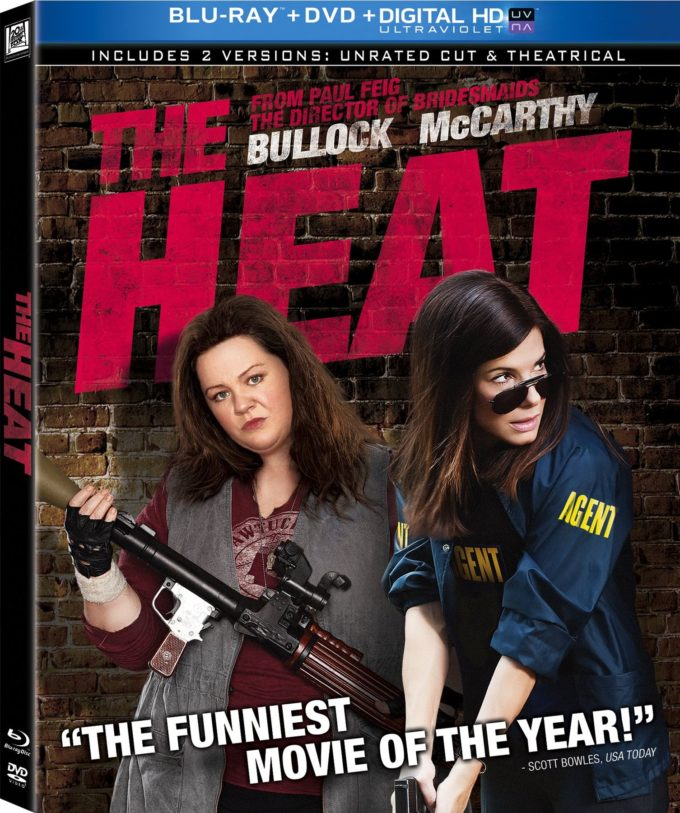 Sarcasm and The Heat BluRay Giveaway