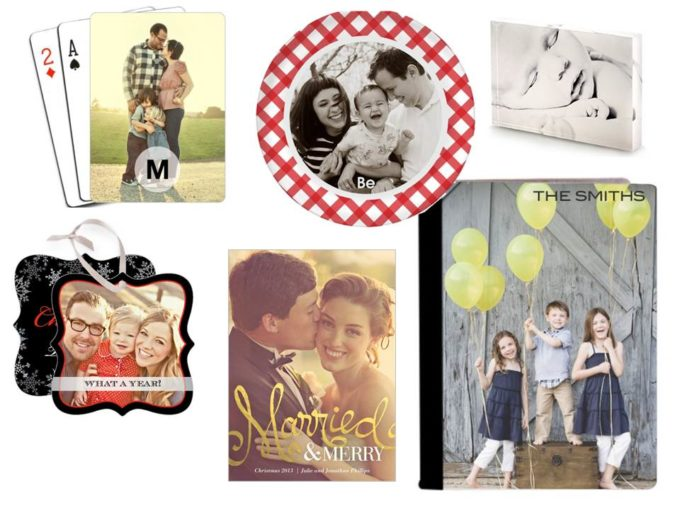 New Christmas Cards and Personalized Gifts & Giveaway
