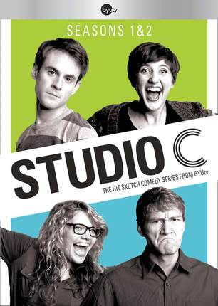 Studio C – Seasons 1 & 2 on DVD