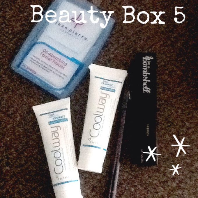 Beauty Box 5 – December