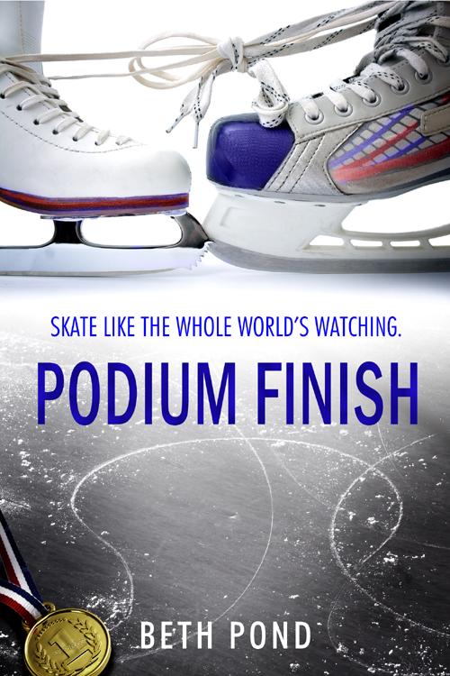Podium Finish by Beth Pond
