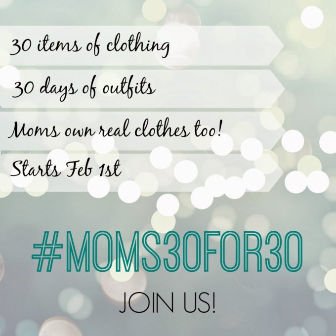 30 for 30 – February Challenge