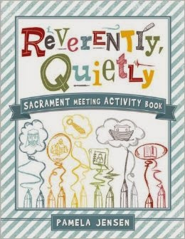 reverently quietly quiet book