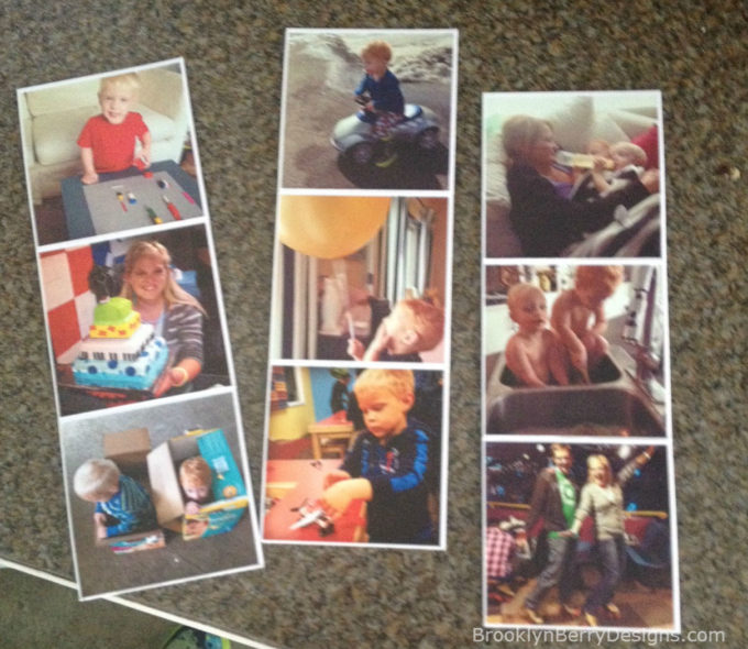 Easy Instagram photo magnets