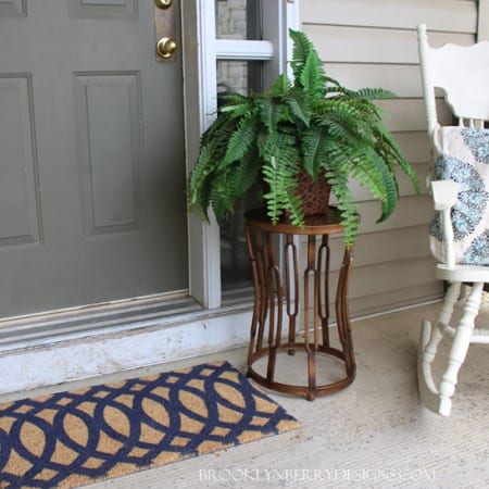 My Front Porch – Add A Pop Of Color