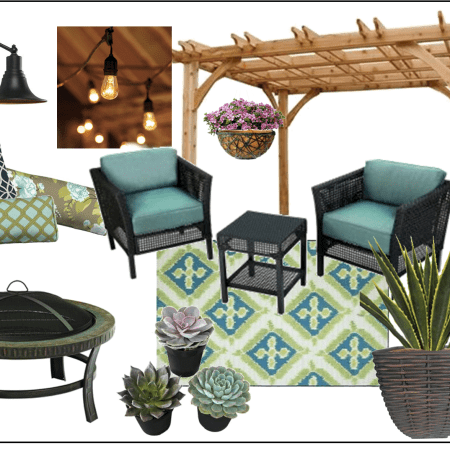 Some Spring Patio Plans