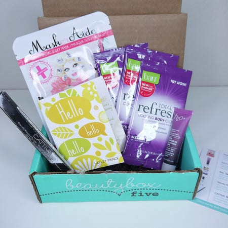Beauty Box 5 May