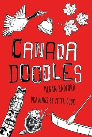 Canada Doodles – Artistic Fun For Canada Day