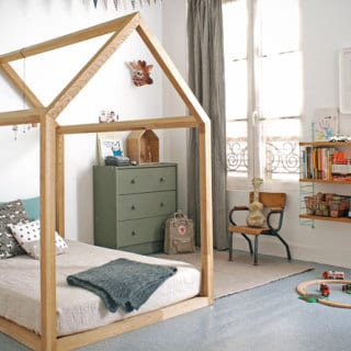 Little Houses – simple kids play houses