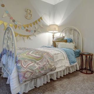 Designing Timeless Kids Rooms – antique chic girls room