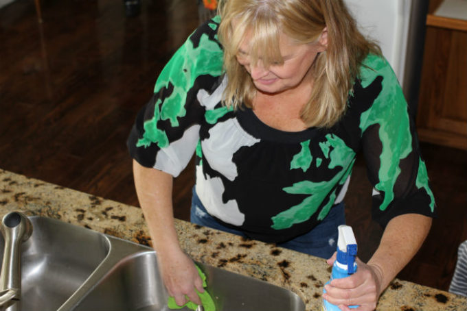 Quick Clean Disinfectant #TryZep