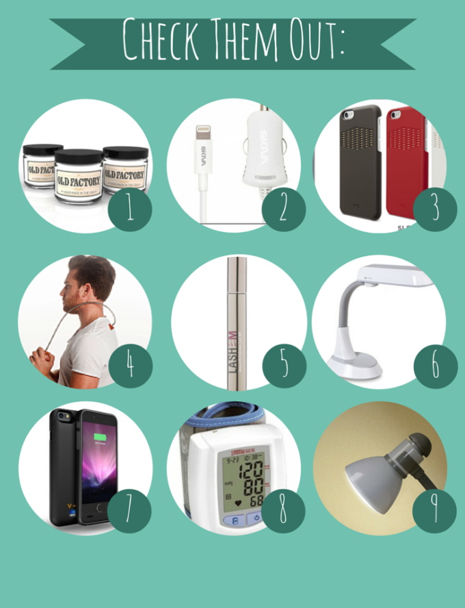 Cool Items To Check out
