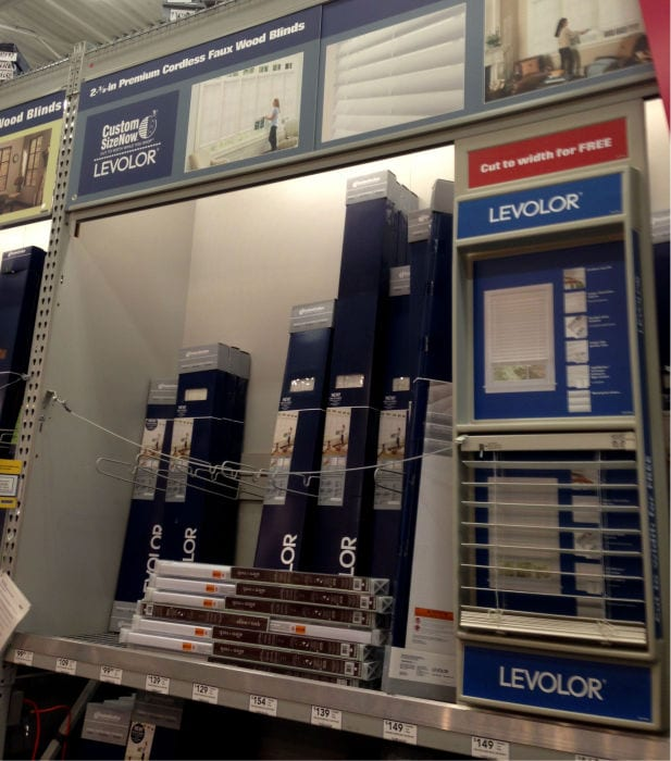 lowes in store