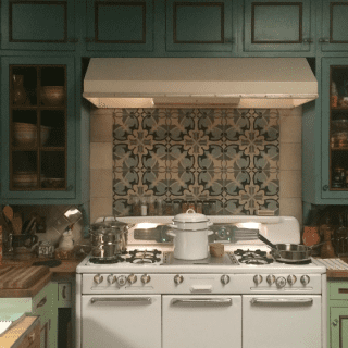 Netflix Original Bloodline Interiors – Rayburn House