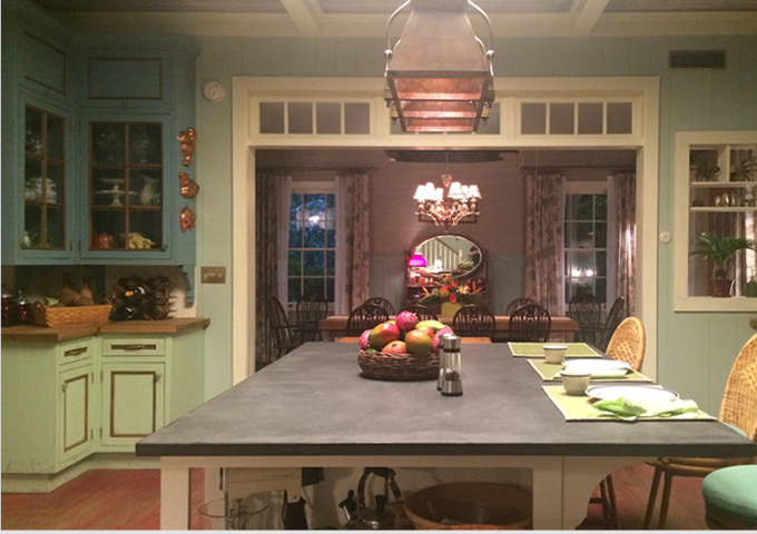 rayburn kitchen1