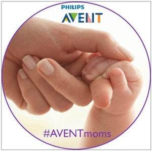 Philips AVENT Blogger Badge