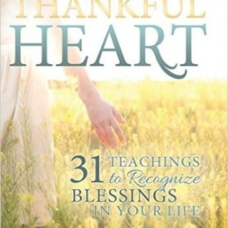 Book Review: A Thankful Heart by David A Christensen