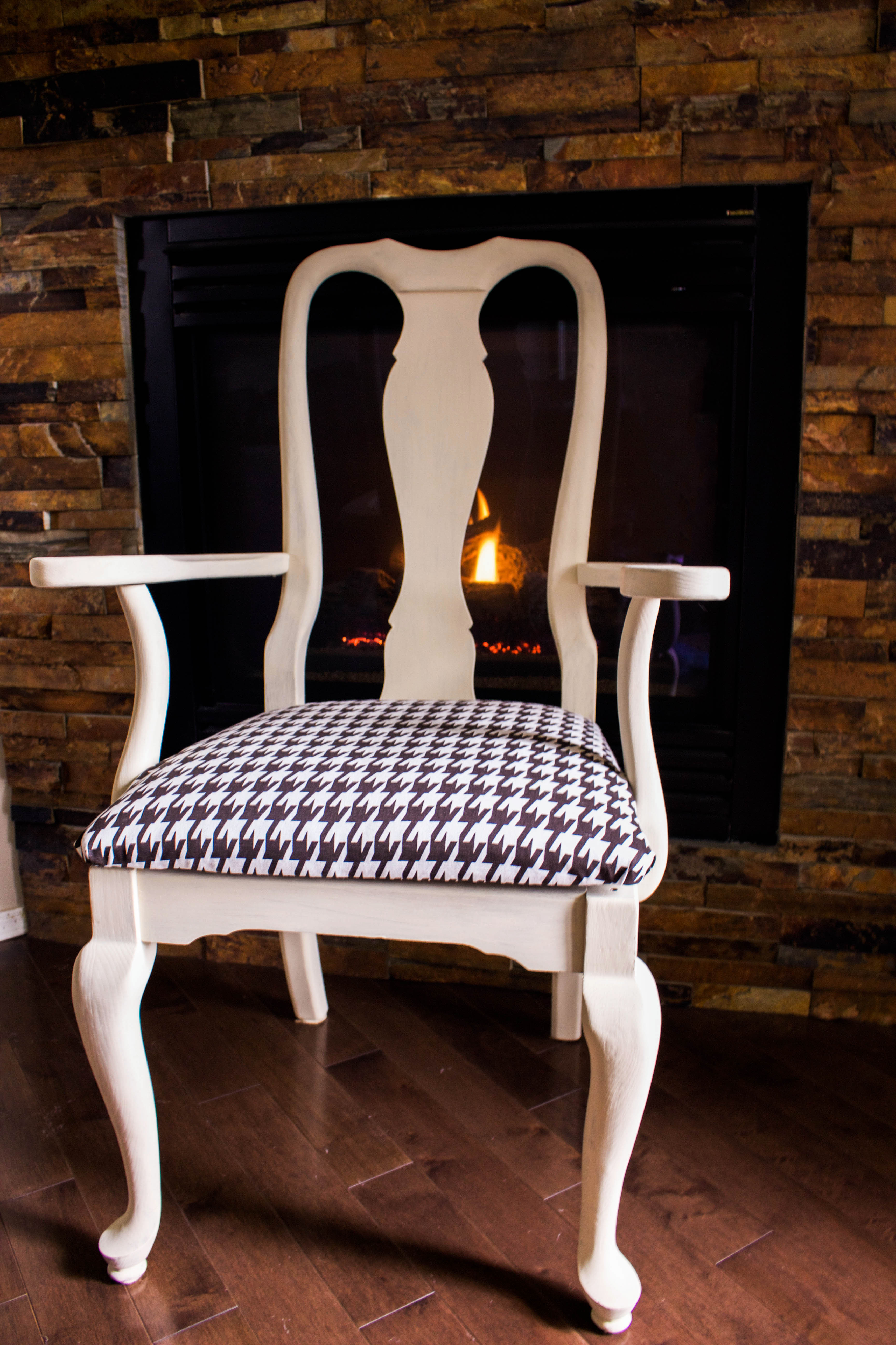 Chalk Paint Dining Chair Madeitmyown Brooklyn Berry