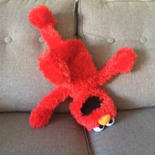 Playskool Play All Day Elmo #PLAYSKOOLCREW