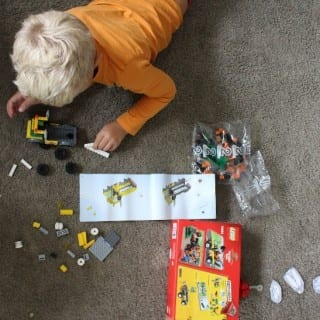 Learning New Skills With Lego #HappyMomMoments
