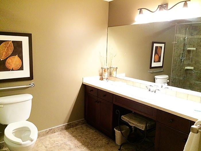 Big Horn Meadows Bathroom