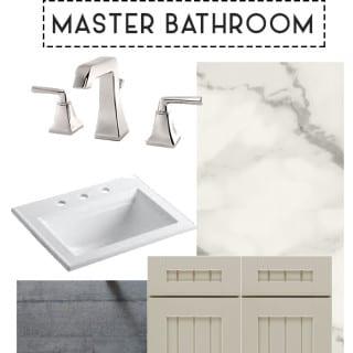 My Bathroom Reno Plans