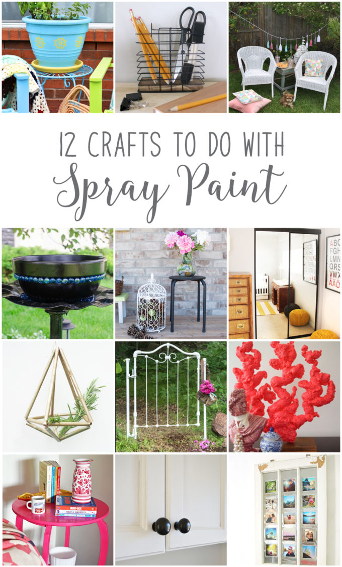 12MonthsofDIY-June-Spray-Paint-DIY-Craft-Ideas