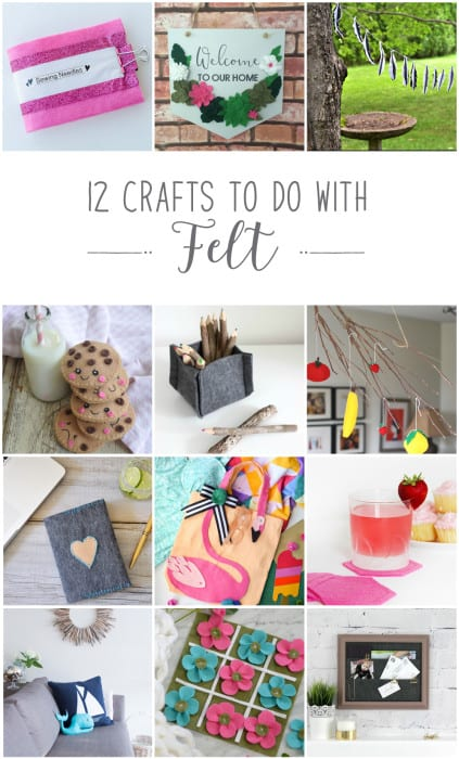 12MonthsofDIY-July-Felt-DIY-Craft-Ideas