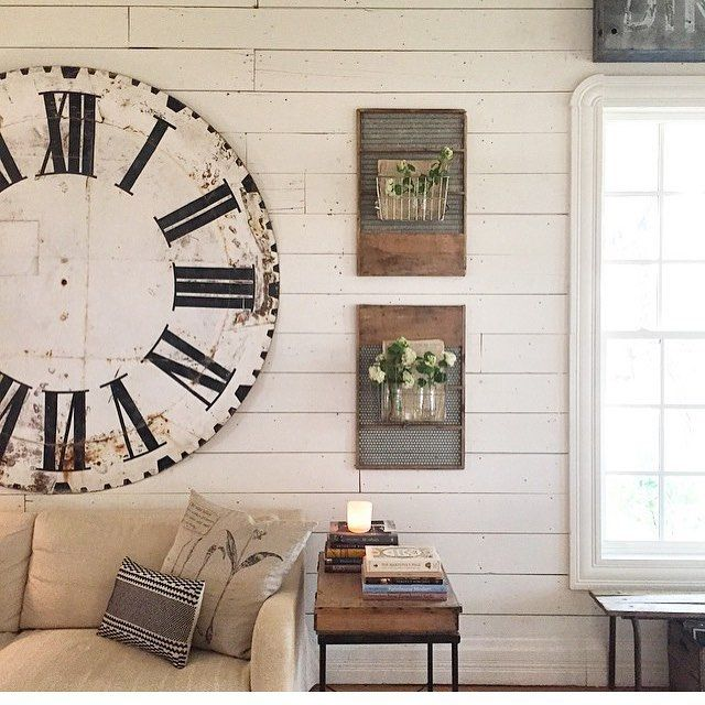 Diy Giant Clock An Upcycle Challenge Brooklyn Berry