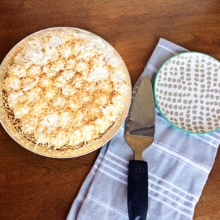 Pass The Dish – Coconut Cream Pie