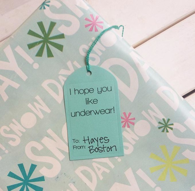 Funny printable gift tags brooklyn berry designs if you would like to create your own awesome gift tags for free i have included the files in a folder here i included the pdf file with borders and negle