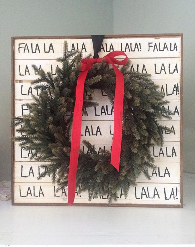 falala-christmas-sign