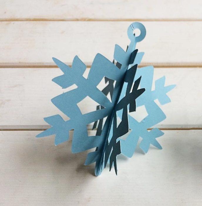 snowflake-3d