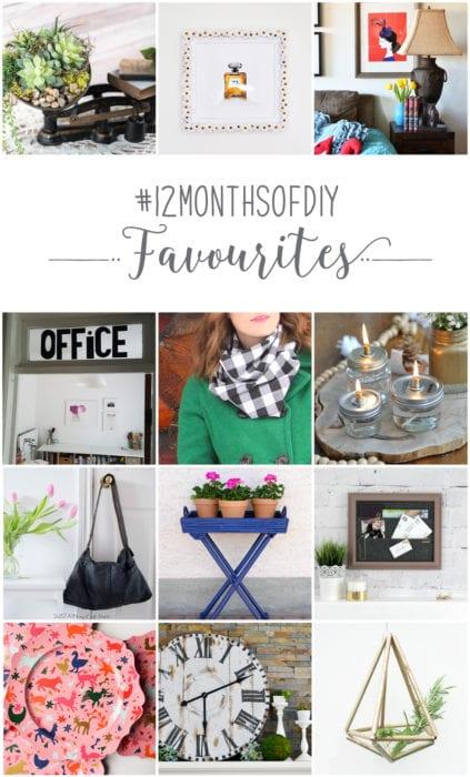 12monthsofdiy-favourites
