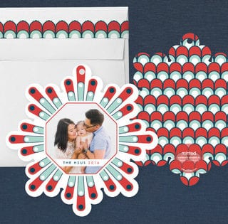 Family Christmas Cards With Minted