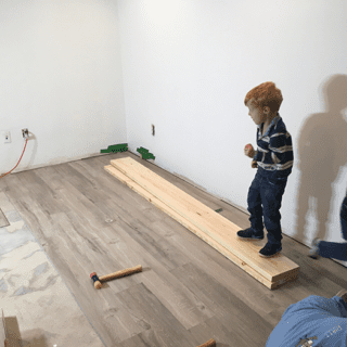 How To Install A Vinyl Plank Floor